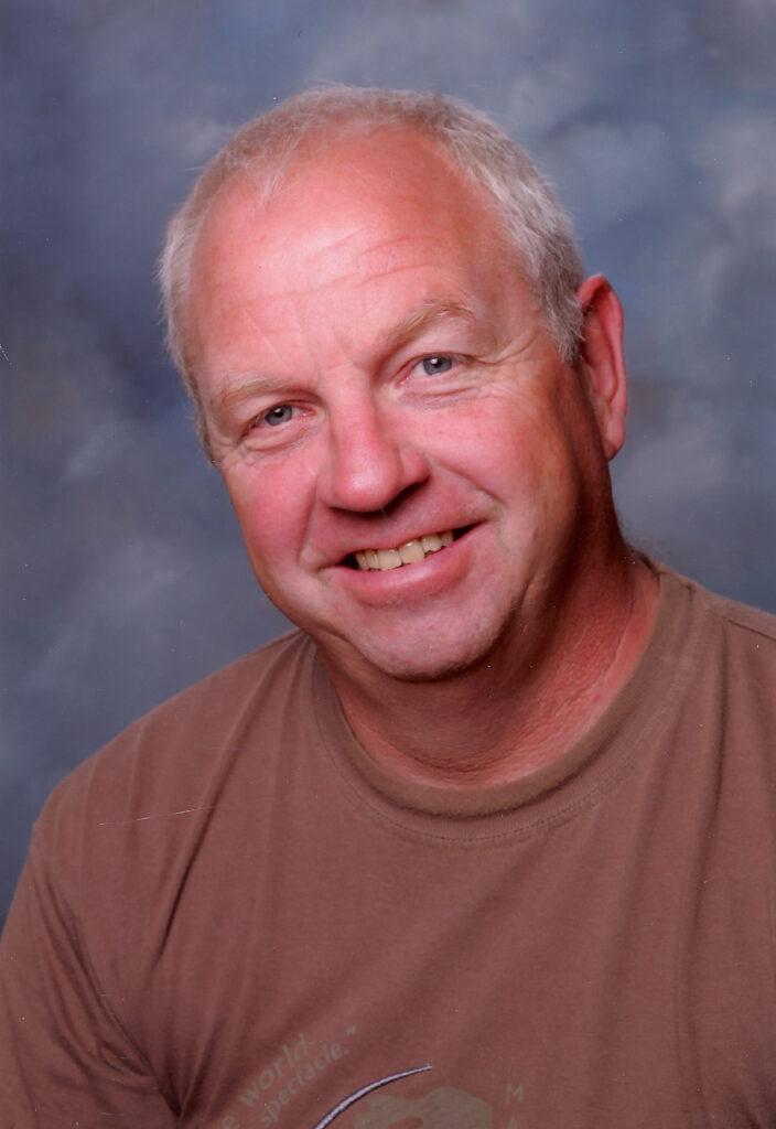 Alf Jacob Nislen, the 2020 MASNA Award recipient.