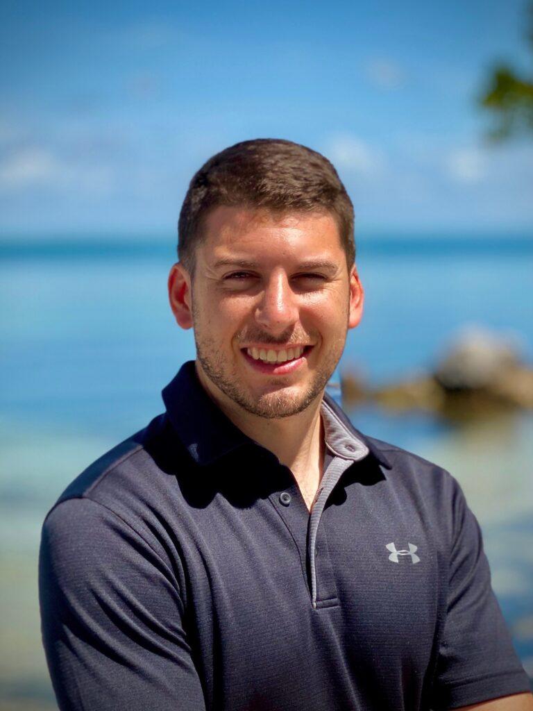 Aaron Pilnick, MASNA's 2020 Graduate Student Scholarship recipient.