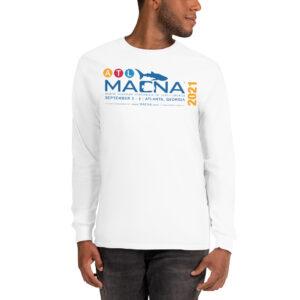 MACNA 2021 White Long Sleeve Shirt $29.95 - $34.95