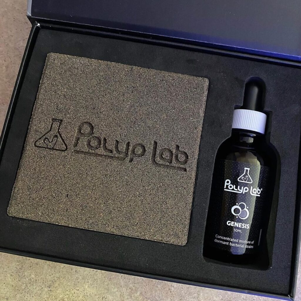 Polyplab announces a new kit containing high surface area ceramic blocks and specific bacterial additives to maximize the performance of this biological filtration methodology.